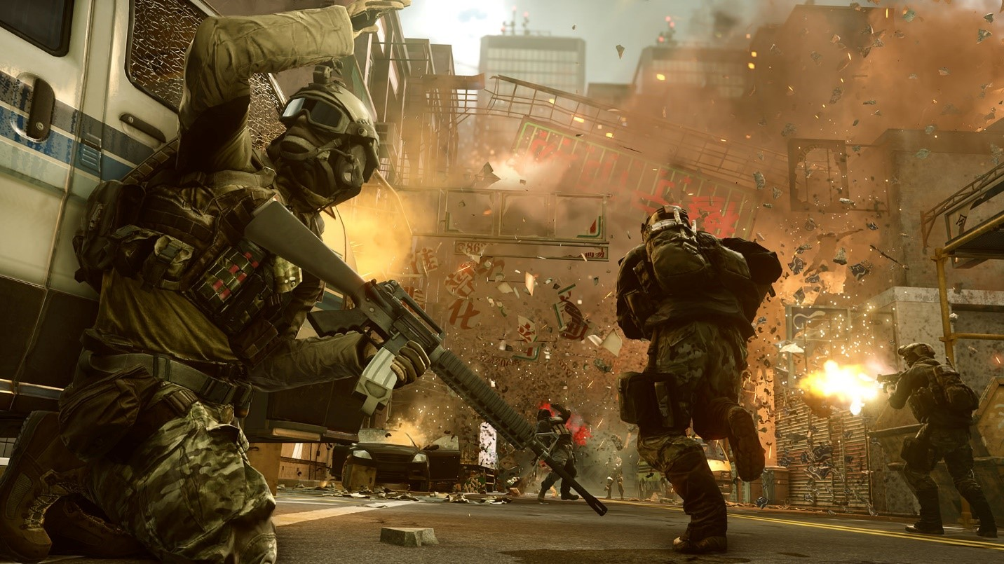 User blog:Awyman13/DICE Gives a BF4 Community Update