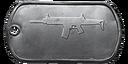 BF4 CZ-805 Master Dog Tag