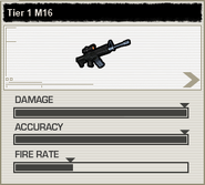 BFH Tier 1 Elite M16 Stats