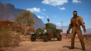 Battlefield 1 Incursions Armored Car