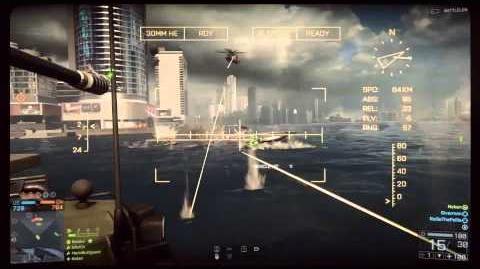 "Battlefield 4 - Tráiler oficial multijugador ""Siege in Shanghai"""
