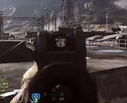 CBJ-MS Iron sights BF4