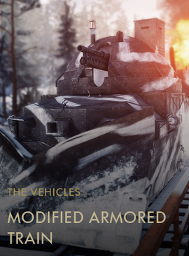 Modified Armored Train Codex Entry