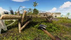 BFV Barbed Wire Fence