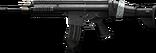 Battlefield 3 SCAR-L HQ Render
