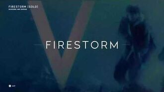 Firestorm Tutorial - Battlefield V