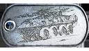 Tank Destroyer Master Dog Tag