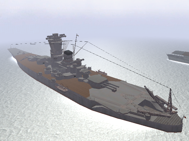 File:BF1942 YAMATO FROM BACK.png