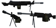 BFH M249 Render