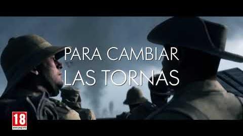 Tráiler teaser oficial de Battlefield 1 Turning Tides