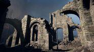 Verdun Heights La Fontaine Ruins 06