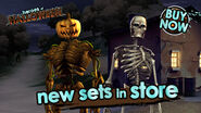 BFH Pumpkin and Skeleton Promo