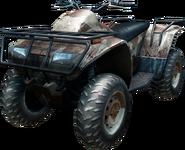 Battlefield 3 Quad Bike HQ Render