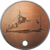 BF1 Naval Superiority Dog Tag