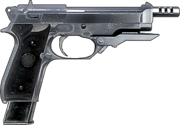 BFBC2 M93R ICON
