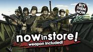 BFH Veteran Heroes Weapons Promo