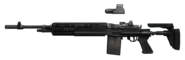 BFP4F Holosight M14 EBR Holosight Render