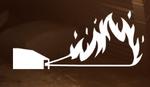 BFV Hull Mounted Flame Thrower