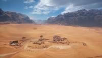 Sinai Desert Conquest Desert Outpost Pre-Alpha