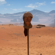 Battlefield 1 Ottoman Empire Sniper Decoy