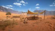 Sinai Desert Dune Outpost 08