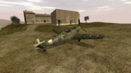 BF1942.Bf109.RIA Rear