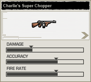 BFH Charlie's Super Chopper Stats
