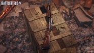 Battlefield V M1897 Promotional