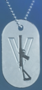 BFV Patchett Expert Dog Tag