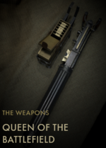 Queen of the Battlefield Codex Entry