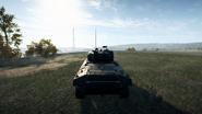 BFV Sherman Rear