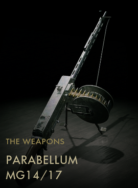 Parabellum MG14 17 Codex Entry