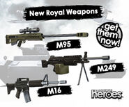 BFH BC2 Royal Weapons Promo
