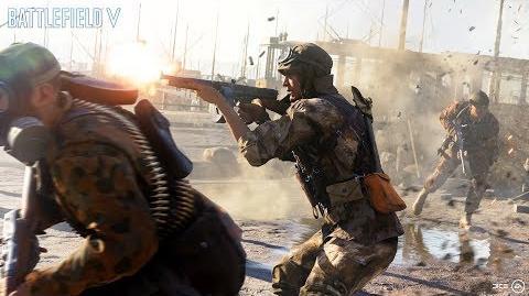 MasterTeska/Battlefield V: Gamescom-Trailer mit Battle Royale
