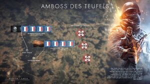 BF1 Operationen Amboss des Teufels