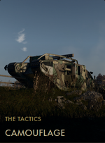 Camouflage Codex Entry
