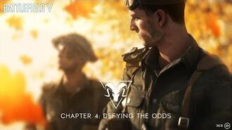 Battlefield V - Chapter 4 Defying the Odds Trailer