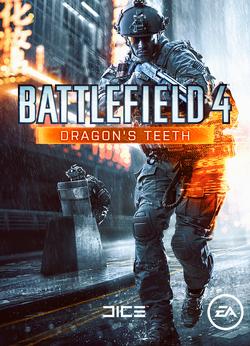 Dragon's Teeth Cover