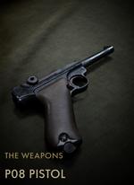 P08 Pistol Codex Entry