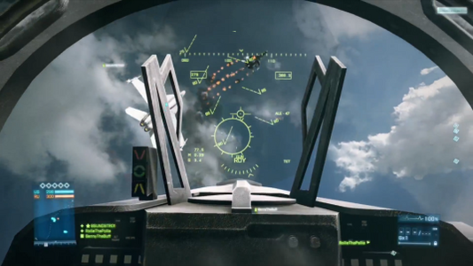 BF3 dogfight
