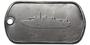 BF4 RCB-90 Master Dog Tag