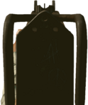 BFBC2V M10 Iron Sight