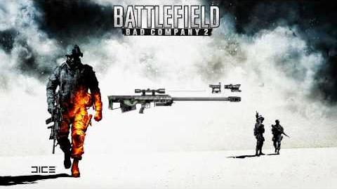 Battlefield Bad Company 2™ - M95 Sound