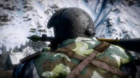 Battlefield Bad Company 2 Squad Stories Trailer
