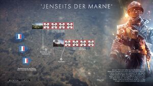 BF1 Operationen Jenseits der Marne