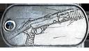 BF3 SPAS-12 Mastery Dog Tag