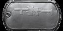 BF4 DAO-12 Master Dog Tag