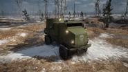 BF1 Assault Truck Reconnaissance Front