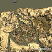 BF2 Zatar Wetlands 64 Players Map Alpha Screenshot