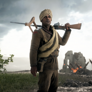 Battlefield 1 British Empire Medic